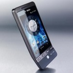HTC Hero jako T-Mobile G2 Touch
