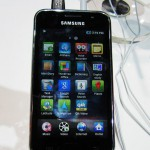 Samsung Galaxy Player na CES