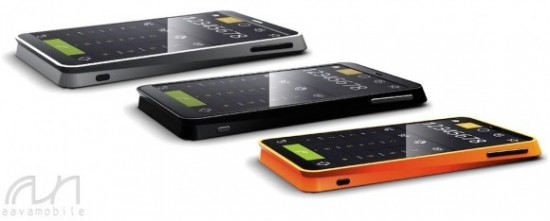 Aava Mobile 2nd Generation Smartphone Platform
