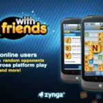 Words with Friends w Android Market
