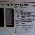 Samsung Galaxy S2 Mini - odzchudzone monstrum