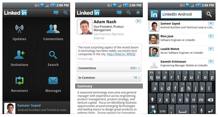 linkedin-for-android