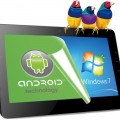 ViewSonic ViewPad 10Pro - Intel Oak Trail, Android i Windows 7