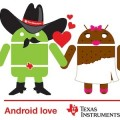 Android Ice Cream Sandwich i TI OMAP4