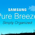 Samsung Pure Breeze - następca TouchWiz?