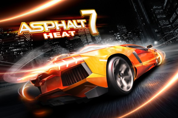 Asphalt 7: Heat – Races Into The App Store, For Just $0.99!